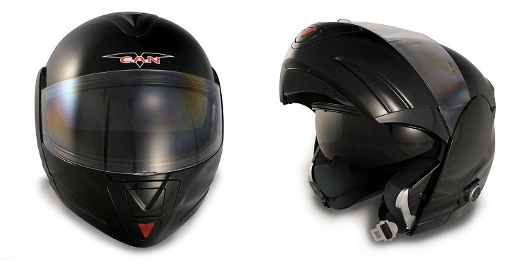Bluetooth Motorcycle Helmets - VCAN 210 B1
