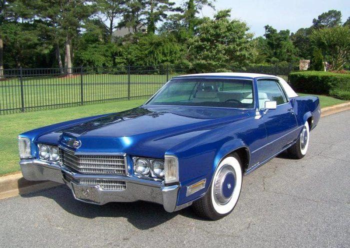 Cadillac Eldorado Front Quarter