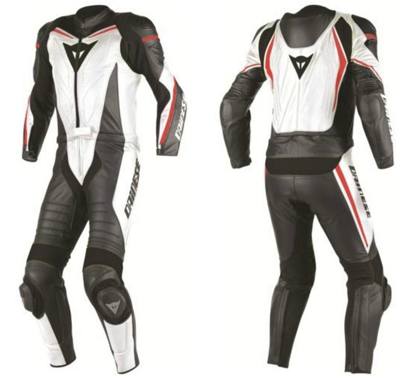 Dainese Laguna Seca Leather Race Suit