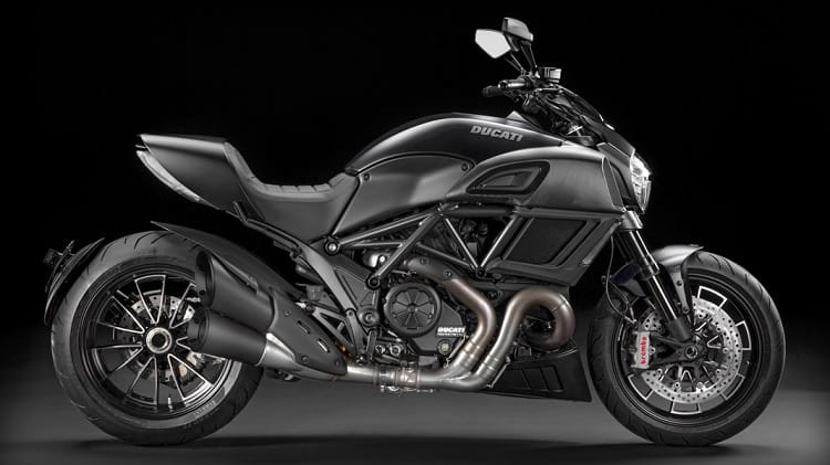 Fastest Cruiser Ducati Diavel