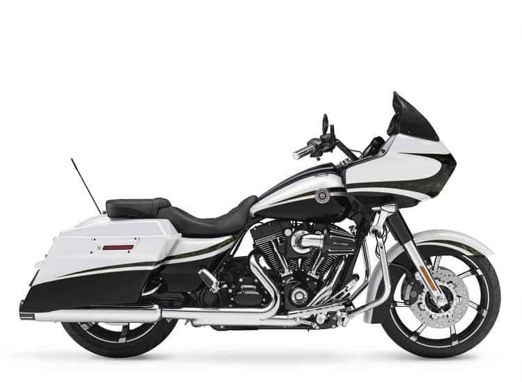 Fastest Cruiser Harley-Davidson CVO Road Glide