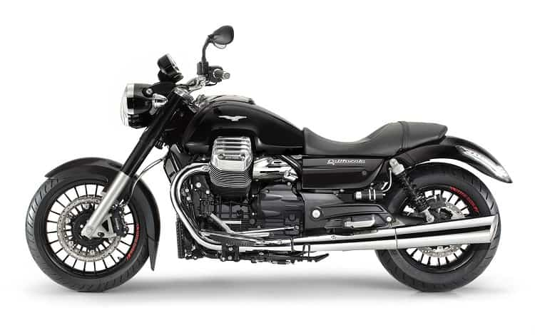 Fastest Cruiser Motorcycle: Moto Guzzi California