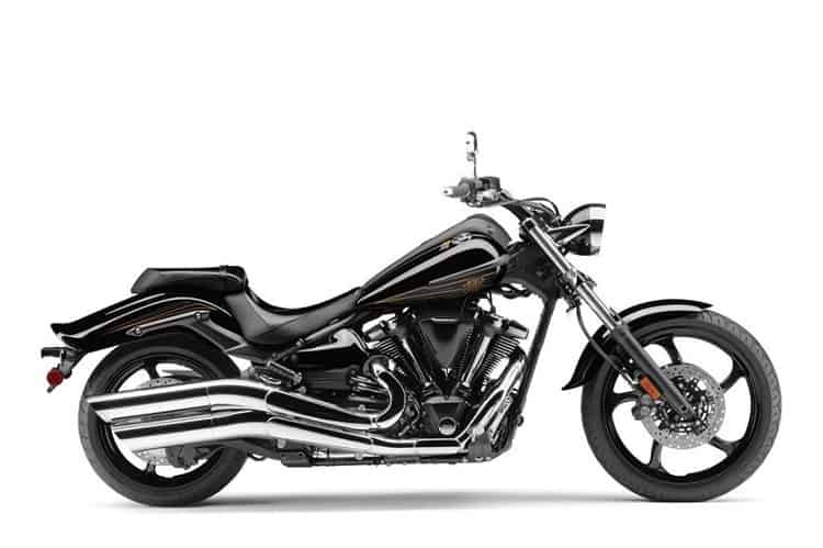 Fastest Cruiser Motorcycle: Yamaha Star Raider