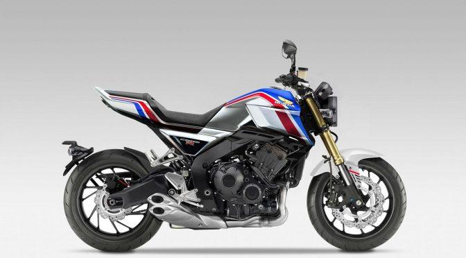 Will Honda Present A New CB1000R For 2018
