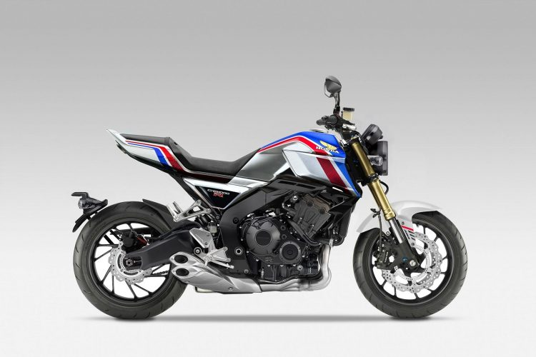 Will Honda Present A New CB1000R For 2018
