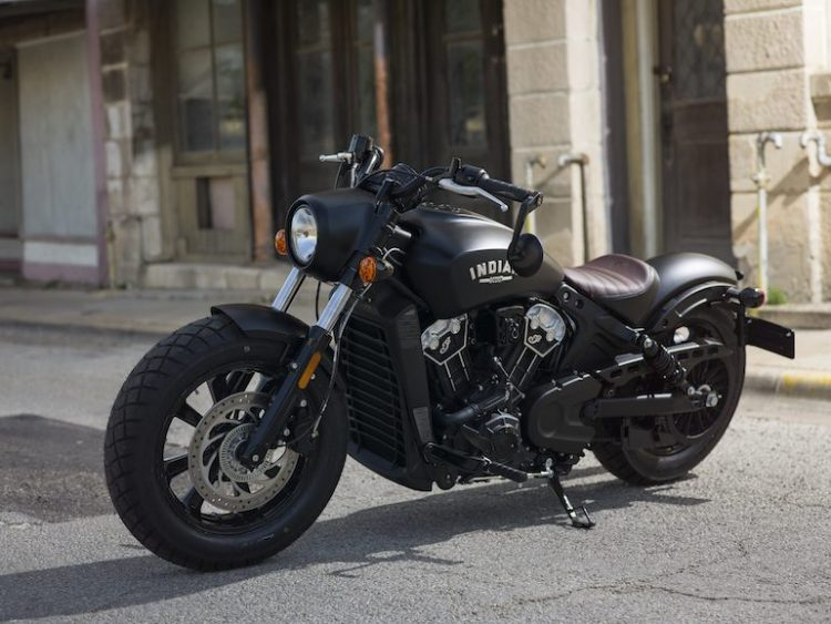 Indian Scout Bobber 2