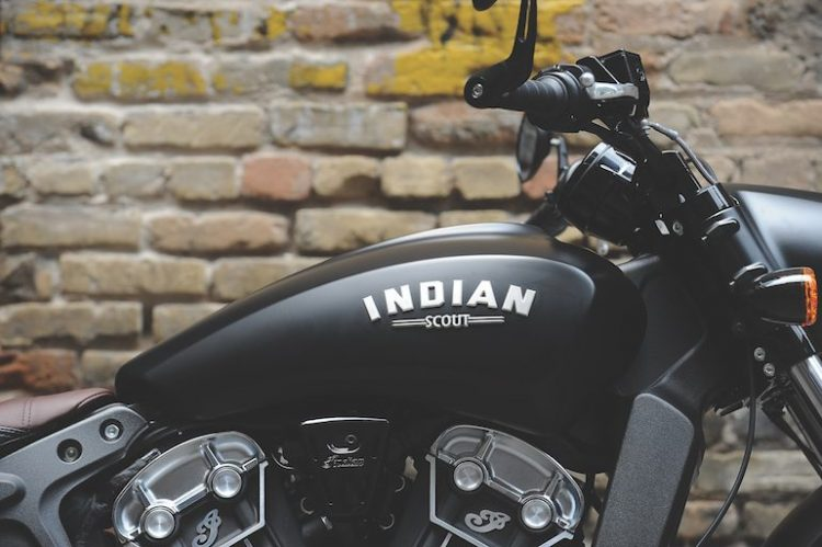 Indian Scout Bobber 3