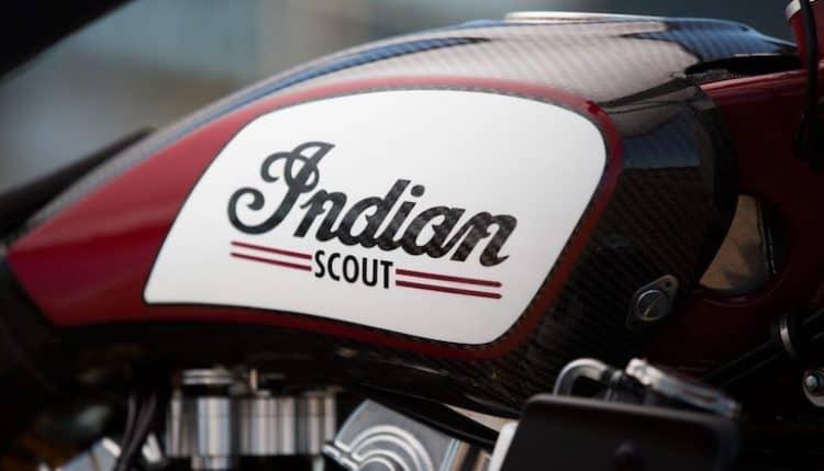 Indian FTR750 4