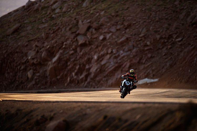 KTM 1290 Pikes Peak 3