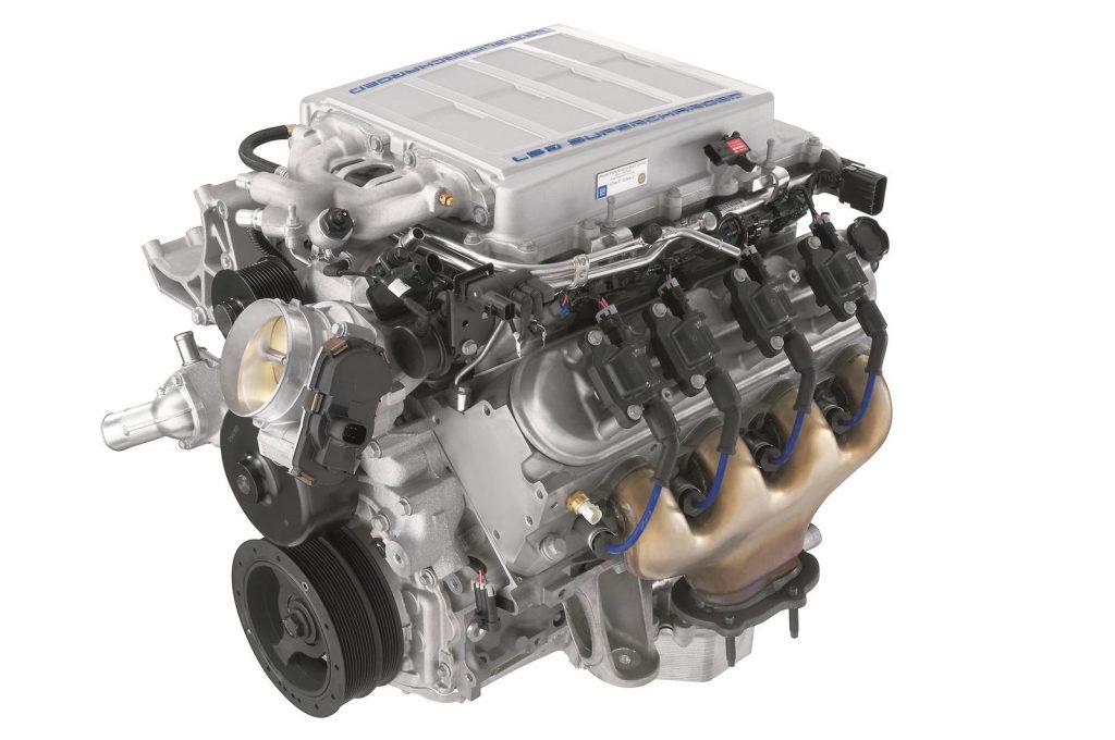 LS9 Chevrolet Crate Engine