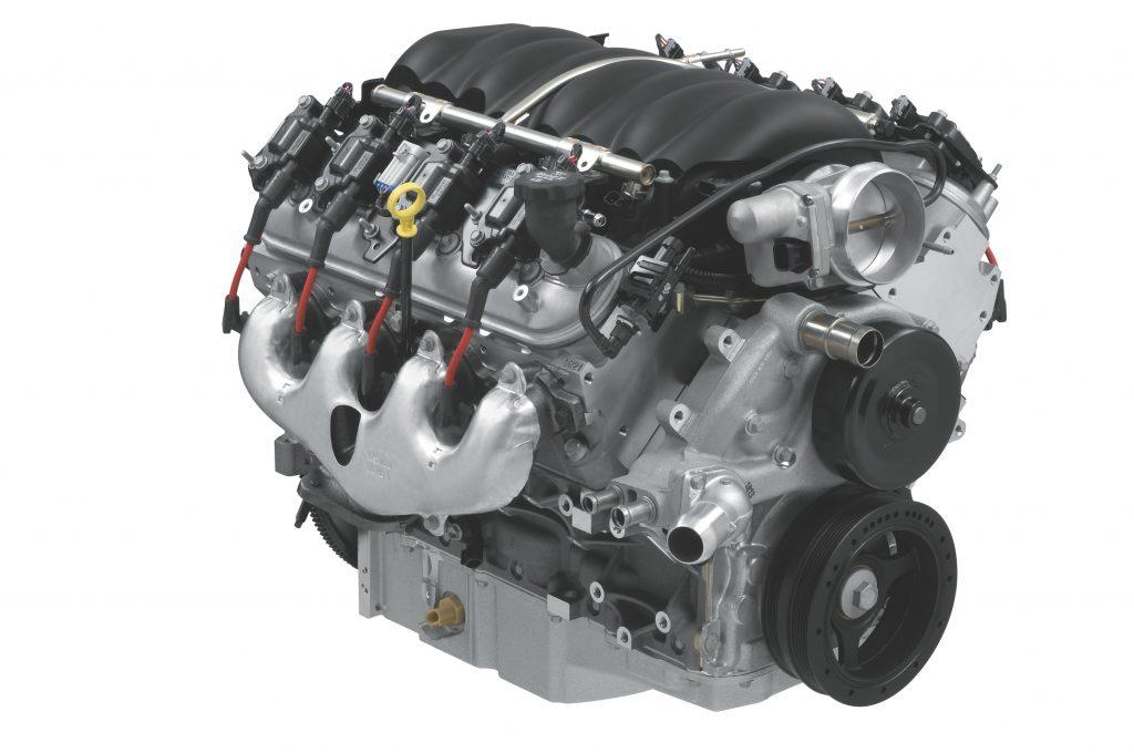 LSA Chevrolet Crate Engine