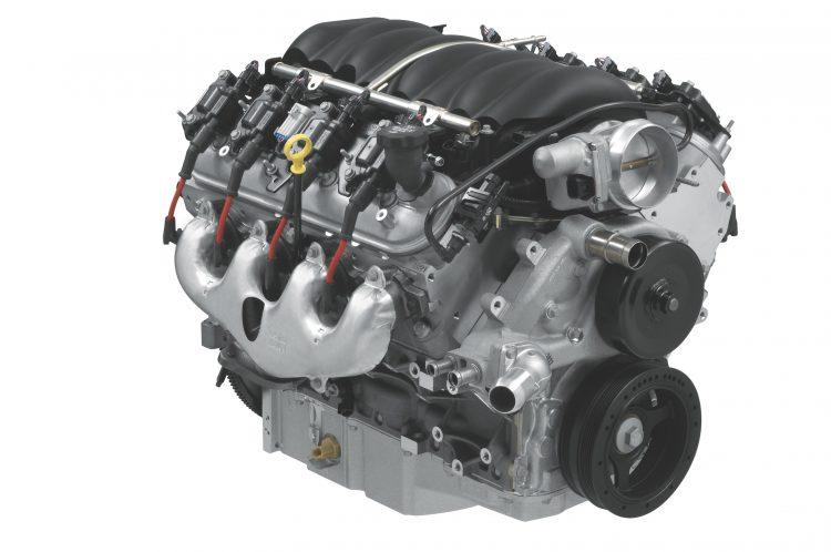LSA Chevrolet Crate Motors