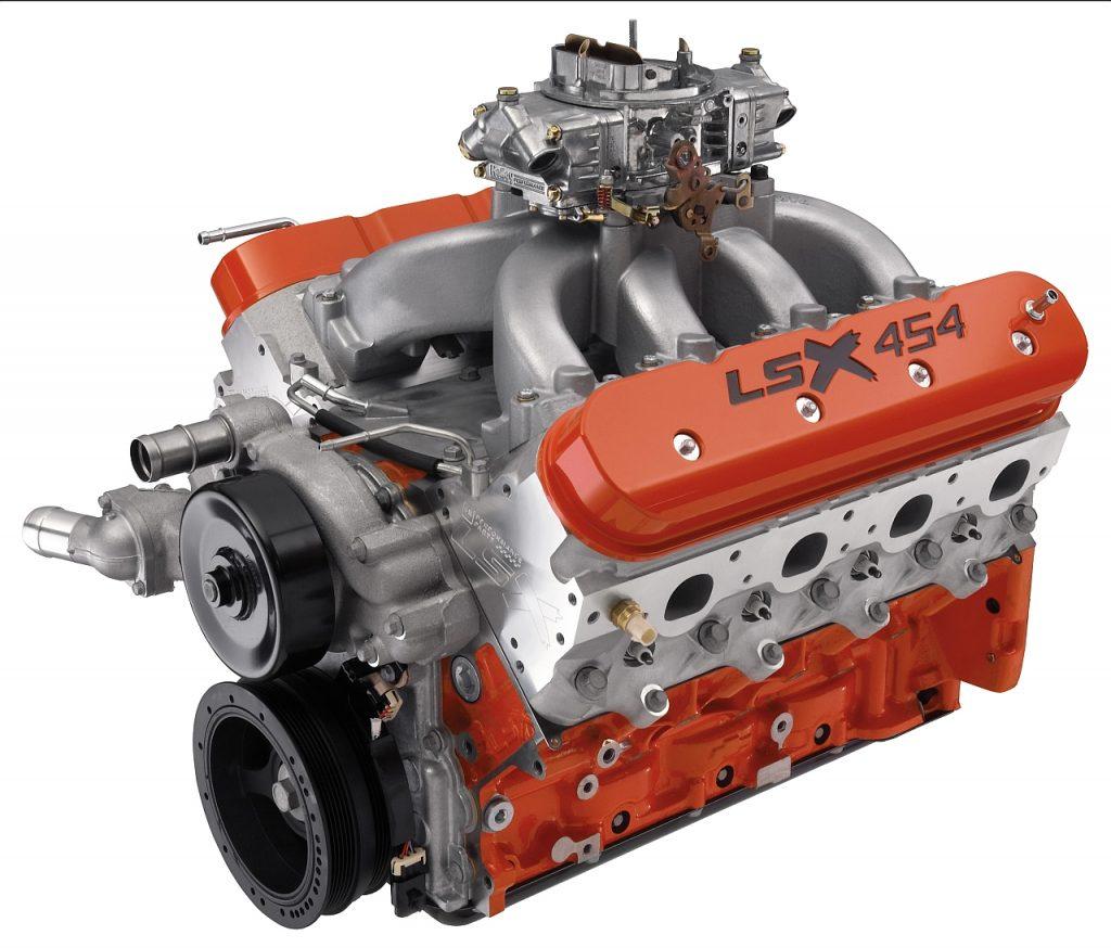 LSX 454 Chevrolet Crate Engine