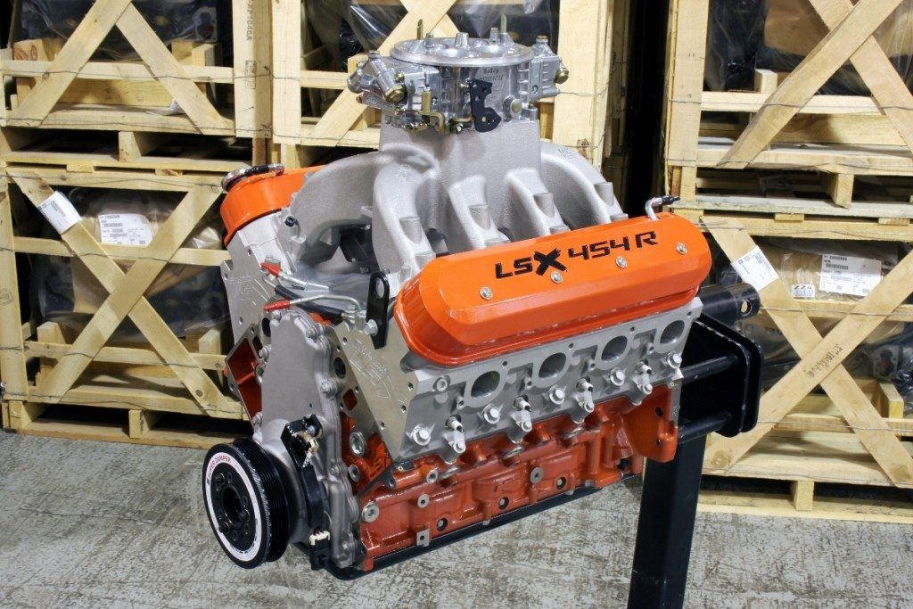 454 Crate Engine