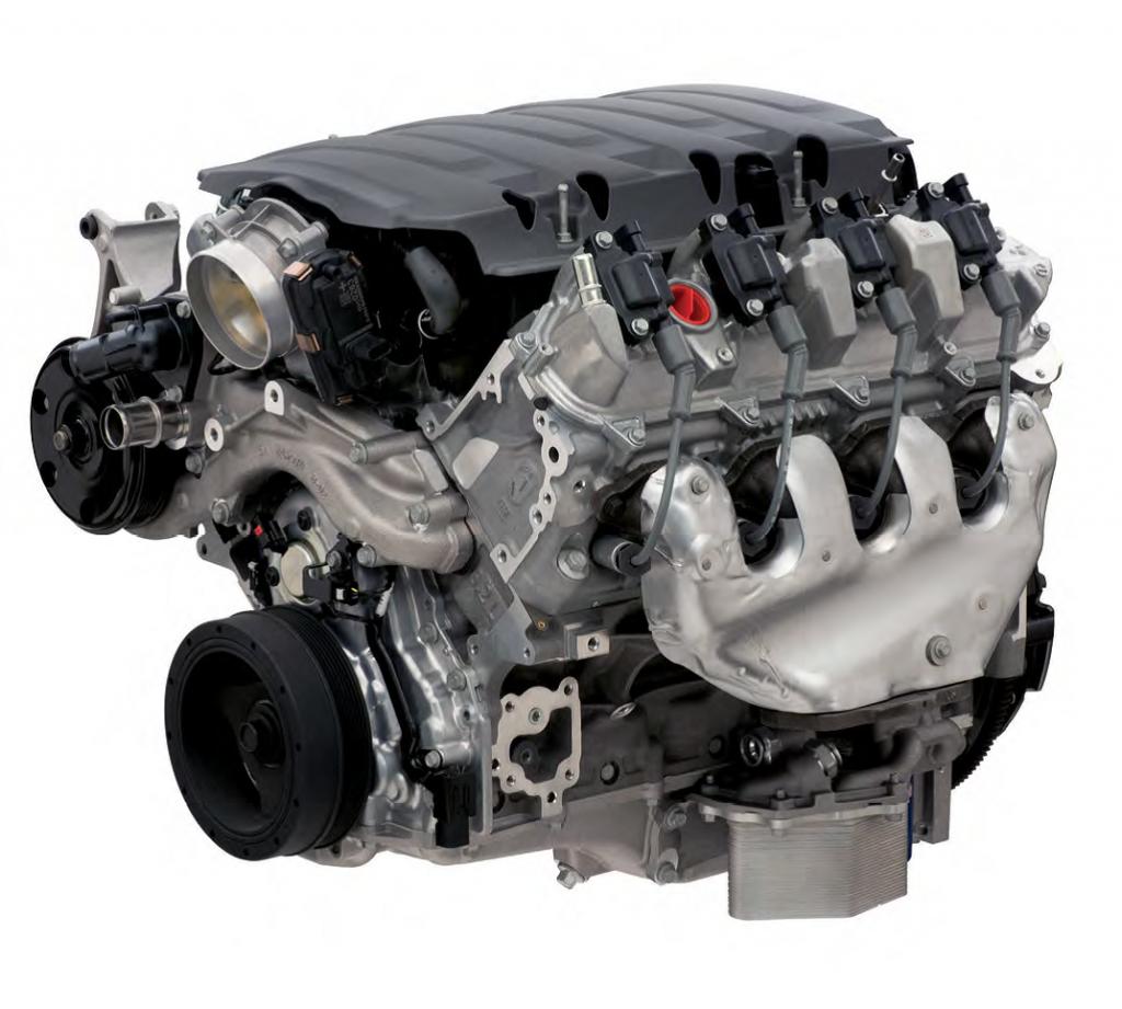 LT376/535 Chevrolet Crate Engine