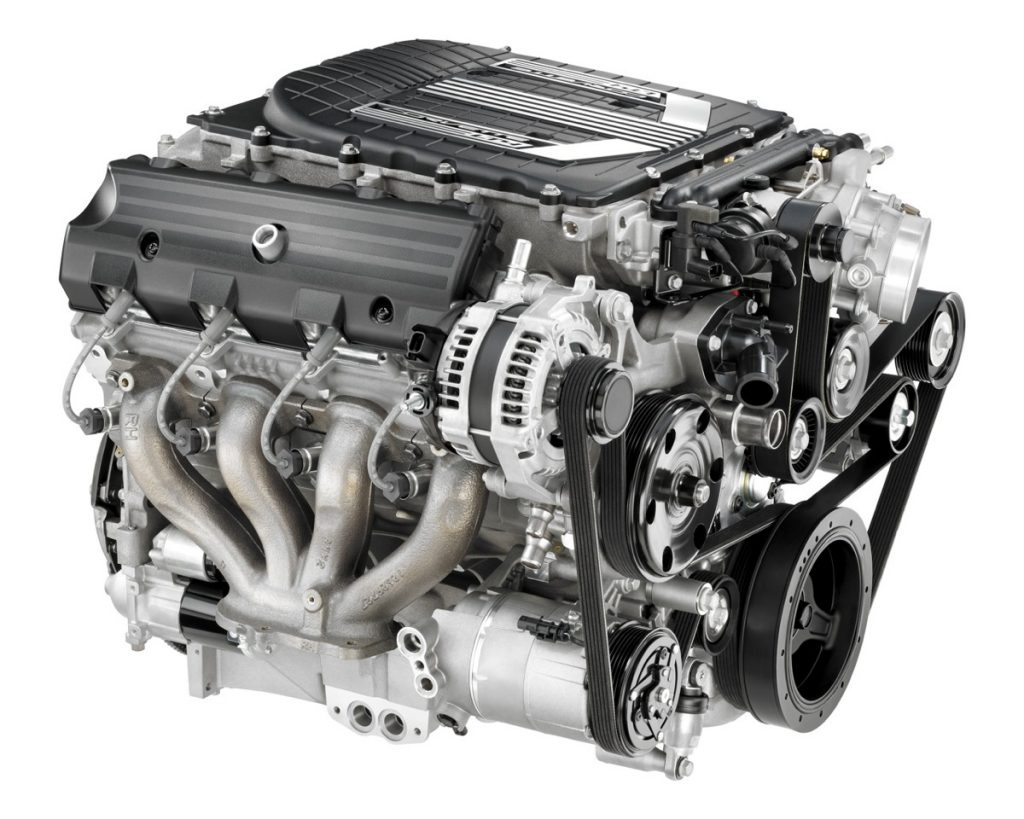 LT4 Chevrolet Crate Engine