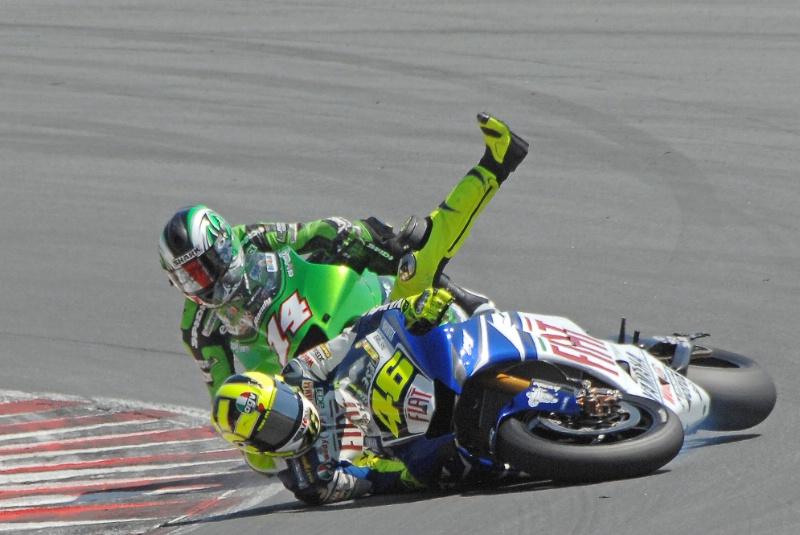 Motorcycle Racing Suit - Race Suit Guide 1