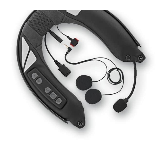 Schuberth C3 Pro Bluetooth System