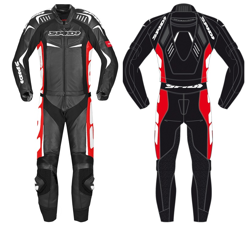 Spidi Track Touring Motorcycle Track Suit