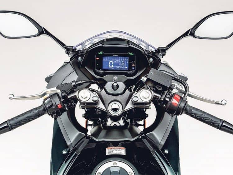 Suzuki GSX250R 2