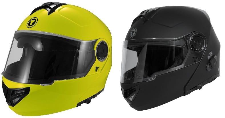 Best Bluetooth Modular Motorcycle Helmet - Torc T 27 Bluetooth Helmet