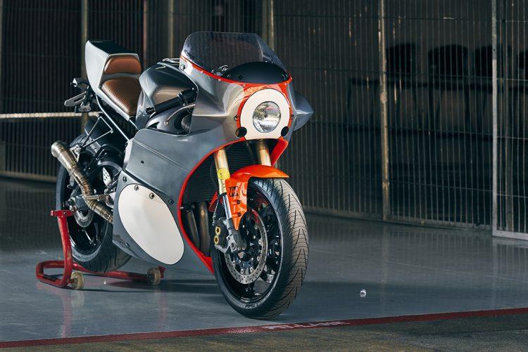 Yamaha Custom - R6 9
