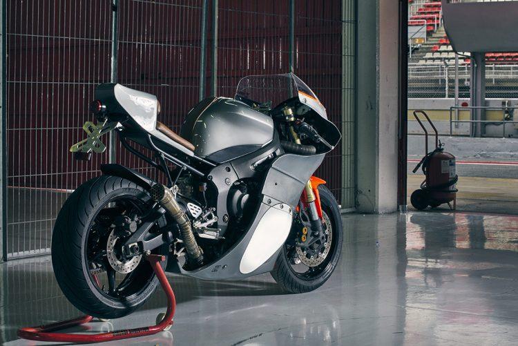 Yamaha Custom - R6 2