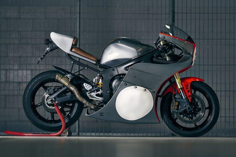Yamaha Custom - R6