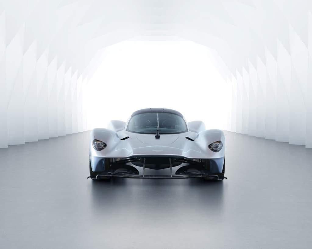 Aston Martin Valkyrie Secrets