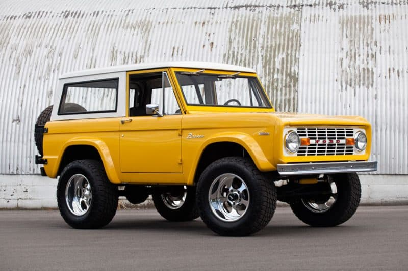 Top 10 Best 4X4 Classic off-road SUVs in History