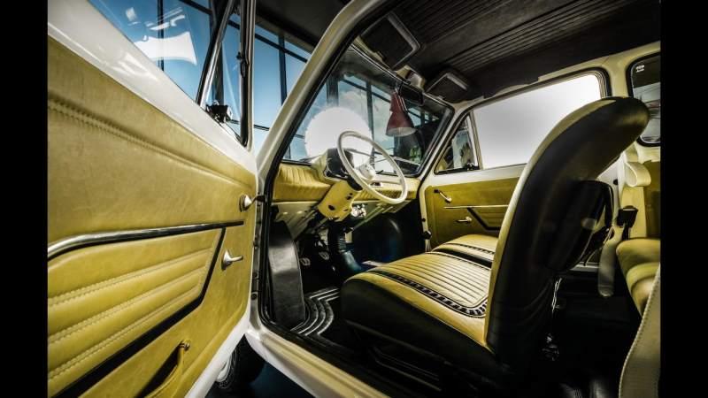 Fiat 126p for Tom Hanks