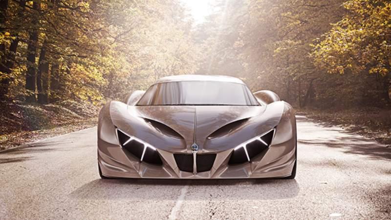 Jaguar X Concept