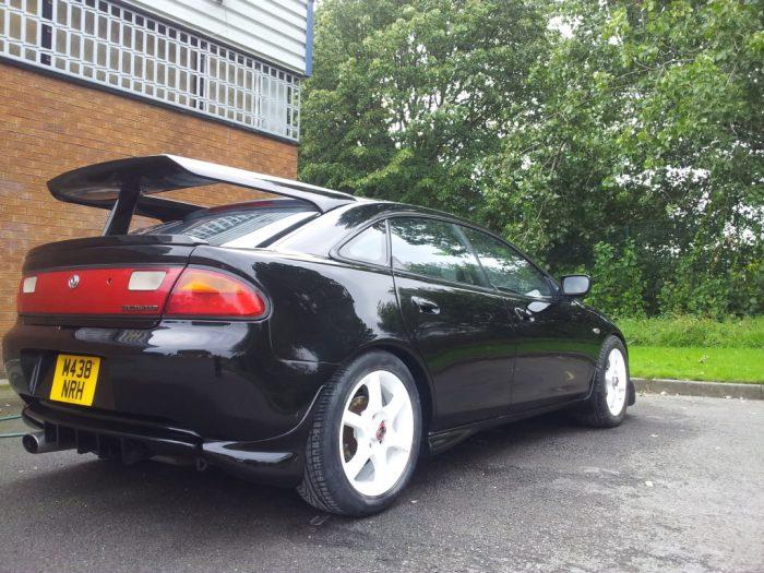 Mazda Lantis Type R Rear Quarter