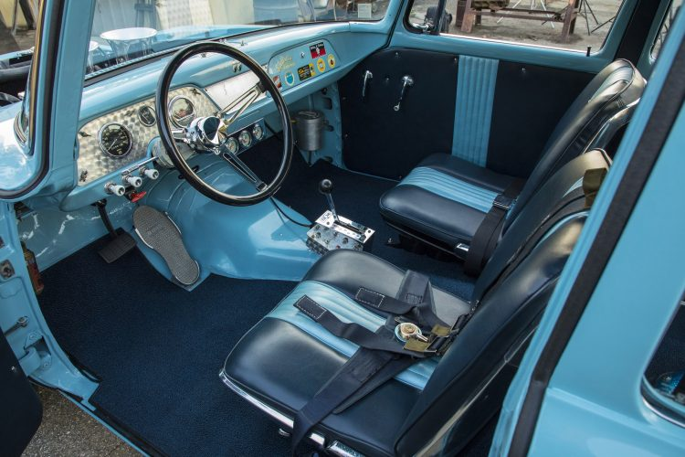Father and Son Complete this Amazing 1962 Studebaker Lark