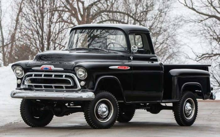 1957 Napco Chevrolet Truck