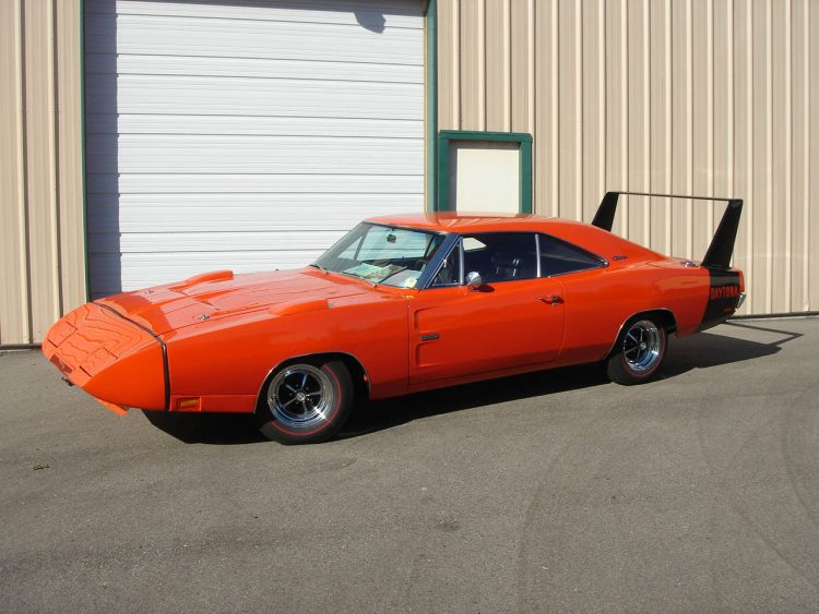 Most Popular Muscle Cars With Issues - 1969 Dodge Charger Daytona