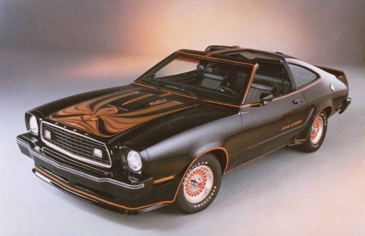 Most Popular Muscle Cars With Issues - 1978 Ford Mustang King Cobra