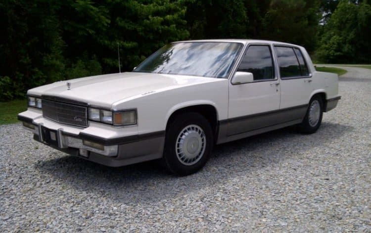 Overlooked Classic Cadillac Models - 1986-1988 and 1991-1993 DeVille Touring