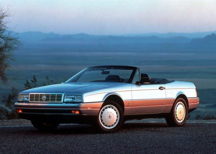 Overlooked Classic Cadillac Models - 1987-1993 Allanté