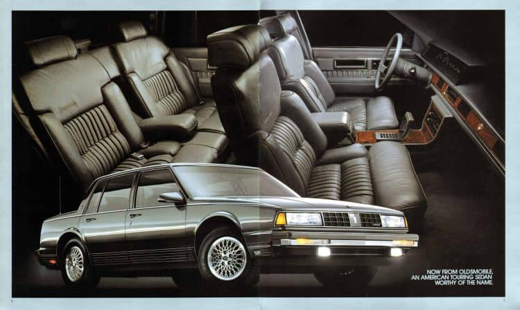 Overlooked Classic Cadillac Models - 1986-1988 and 1991-1993 DeVille Touring Ad