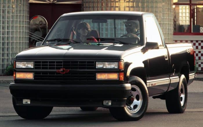 1993 Chevrolet C1500 SS