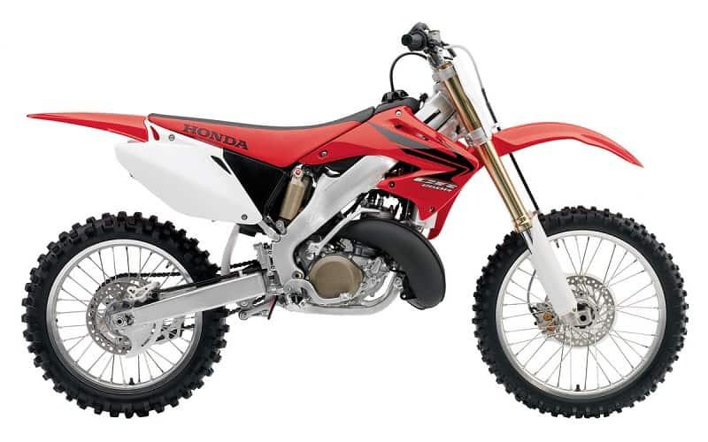 what\u0027s the best 2 stroke dirt bike? our top 10 list!06 honda cr250r