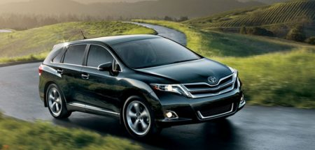 Toyota Venza Most Reliable SUV