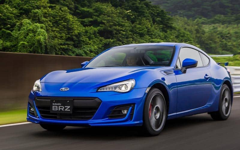 Awesome One Of The Fastest Cars Under 30K Is The Subaru BRZ.