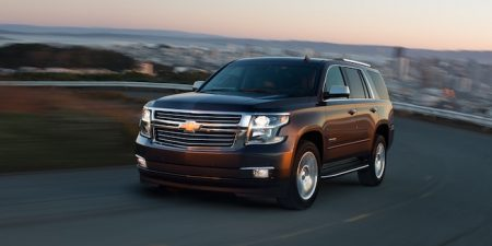 Chevy Tahoe Most Reliable SUVs