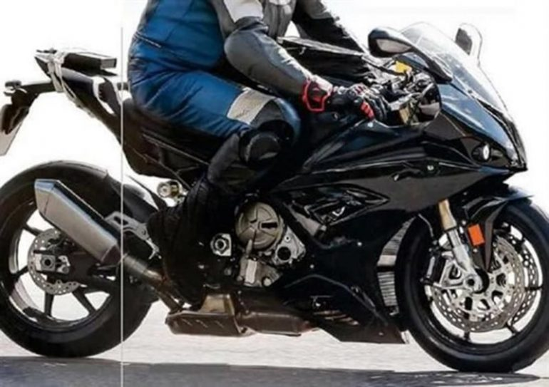2018 Bmw S1000rr Clearer Spy Shot Images For Your Viewing Pleasure