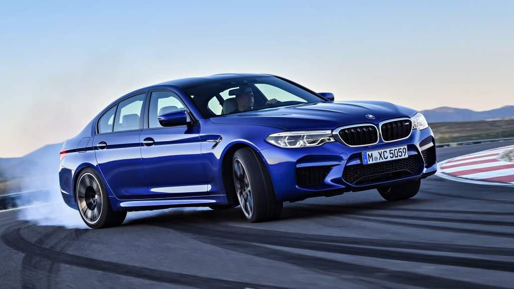 The Super Saloon Mayhem That Is The 2018 Bmw M5 G30