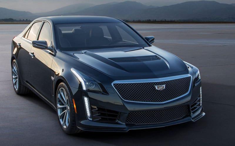 ... 4 Door Sports Car. Cadillac CTS V. 2018 Cadillac CTS V