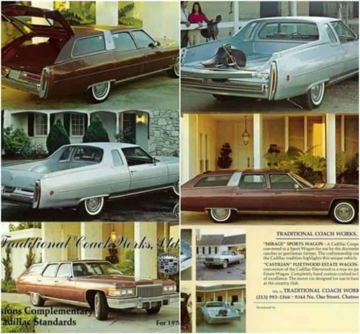 Overlooked Classic Cadillac Models - Mirage Sports Wagon