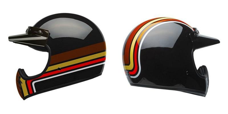 Bell Moto3 Stripes